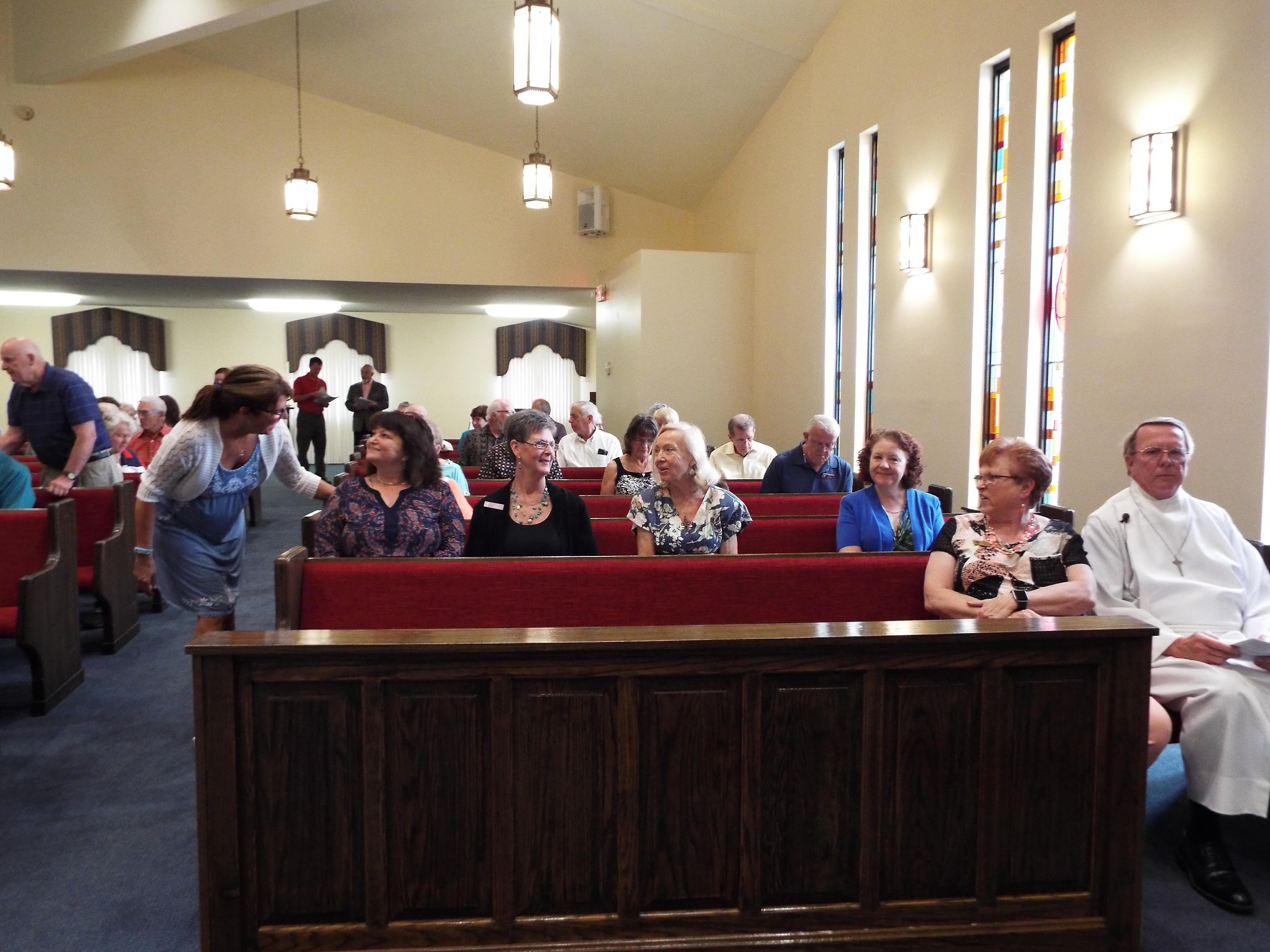 Consecration Sunday 2017