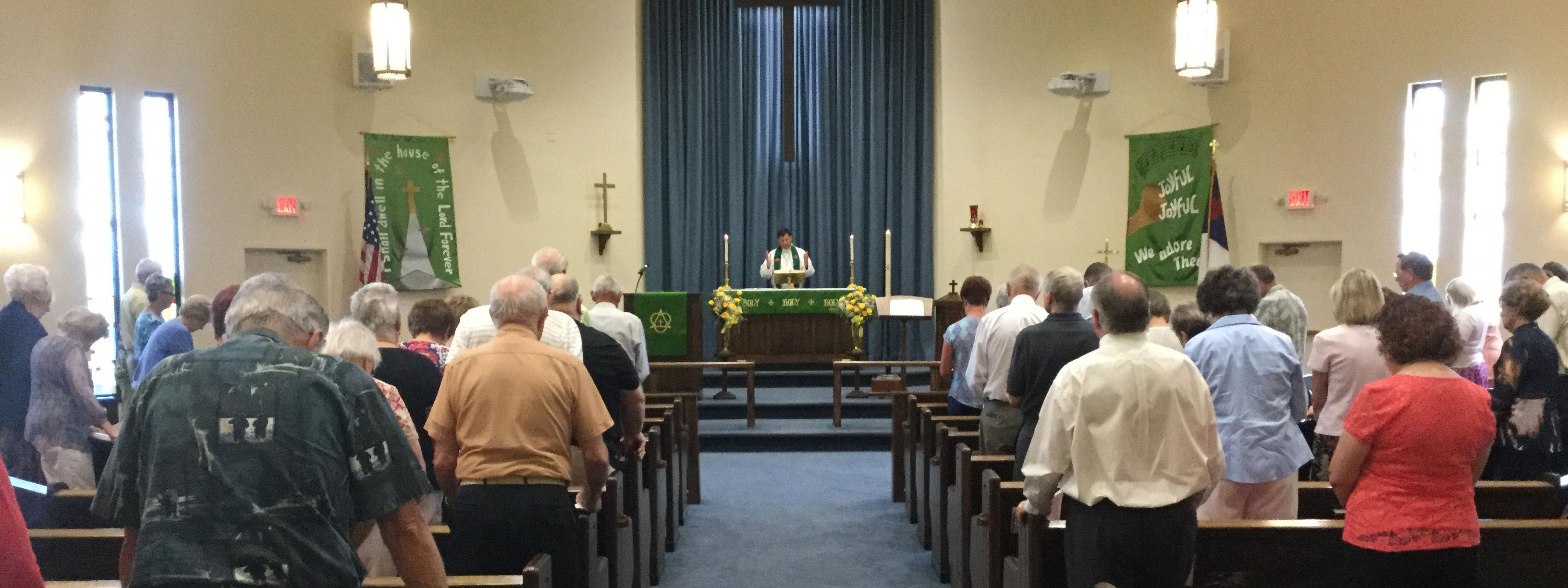 Congregation-worship