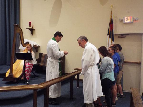worshipping at SOTH