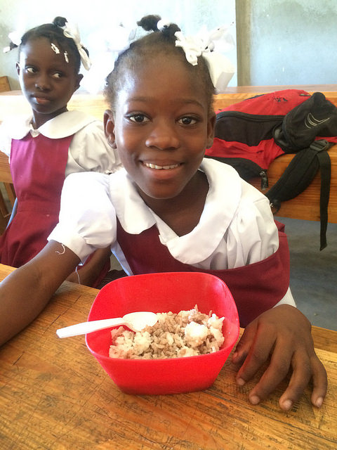 Trinity Hope, Haiti