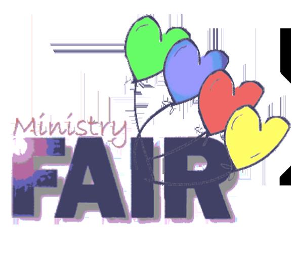 Ministry Fair - May 20, 2018