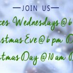 Advent and Christmas services schedule