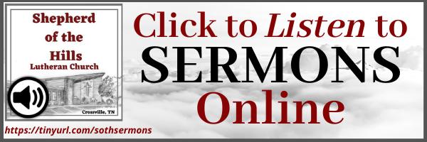 Listen to SOTH sermons online